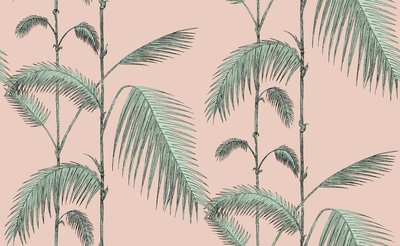 Cole and Son Palm Leaves Behangpapier