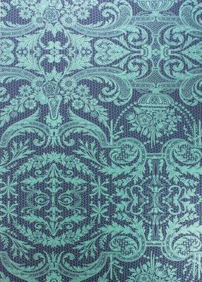 Orangery Lace Behang Matthew Williamson