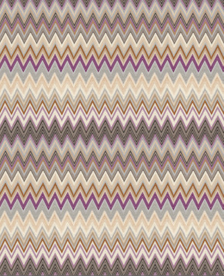 Zigzag Behang Missoni Home Multicolore