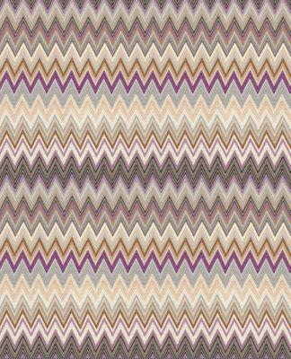 Zigzag Behang Missoni Home Multicolore