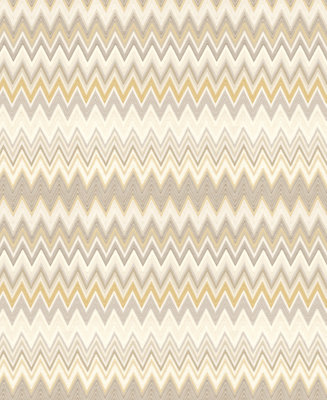 Missoni Home Zig zag Multicolore