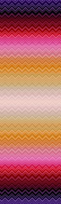 Missoni Home Zig Zag Sfumata Behang