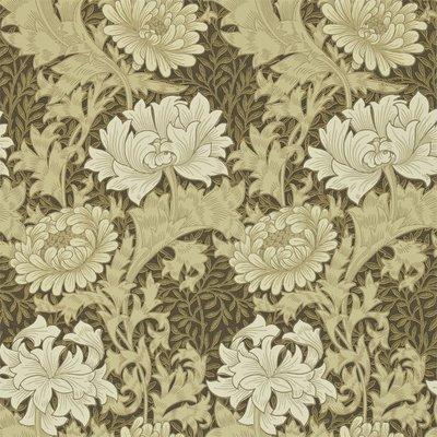 William Morris Behang Chrysanthemum - Morris & Co