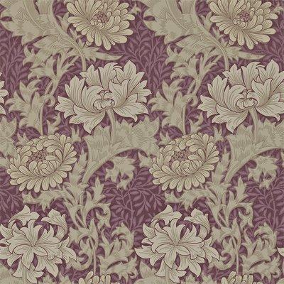 Chrysanthemum Behang Morris & Co - William Morris