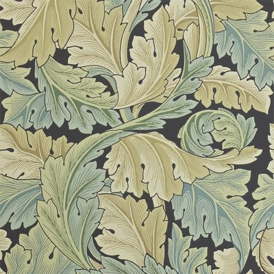 Acanthus William Morris Behang - Morris & Co