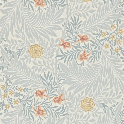 Larkspur Morris & Co Behang - William Morris