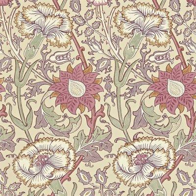 William Morris Behang Pink & Rose - Morris & Co
