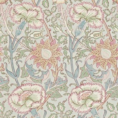 Pink & Rose Behang Morris & Co - William Morris