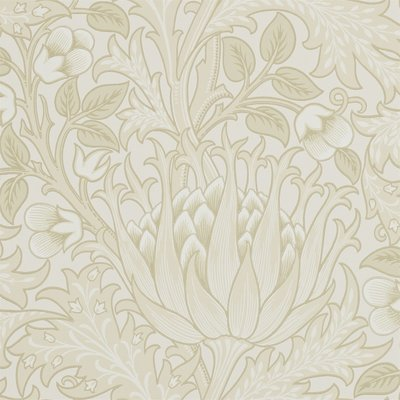 Morris & Co Behang Artichoke - William Morris