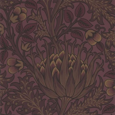 Artichoke Morris & Co Behang - William Morris