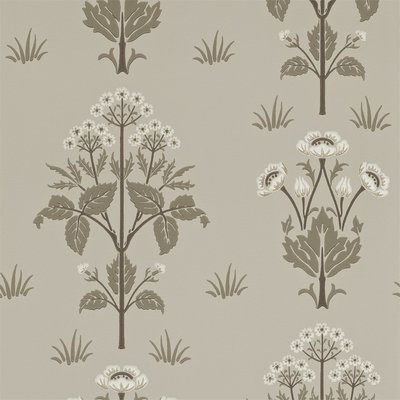 Meadow Sweet Behang Morris & Co - William Morris