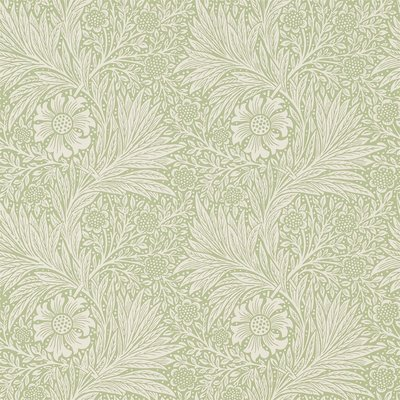 Morris & Co Behang Marigold - William Morris