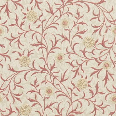 Morris & Co Behang Scroll - William Morris