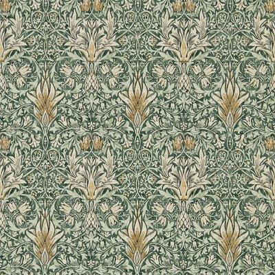 Snakeshead behangpapier Morris & Co - William Morris