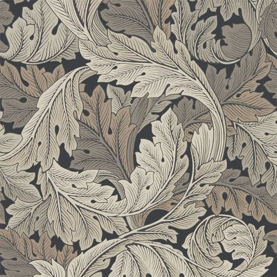Acanthus Behang William Morris - Morris & Co
