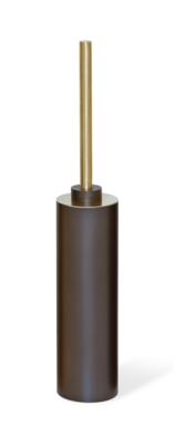 Toiletborstelset Decor Walther Gold Matt Dark Bronze
