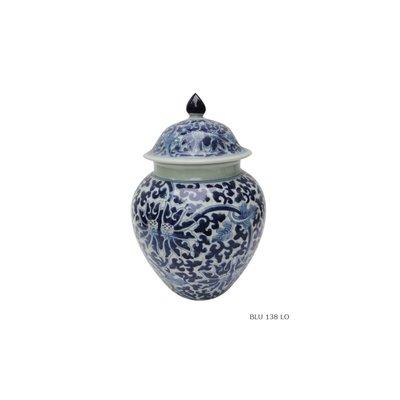 Chinese Gemberpot Porselein