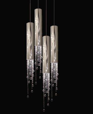 Ilfari Hanglamp Sexy Crystals - H4