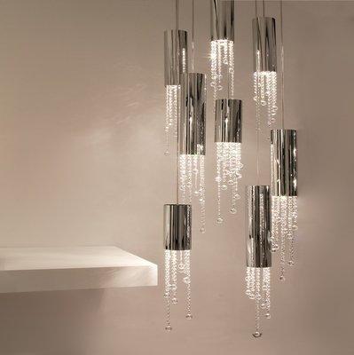Ilfari Sexy Crystals Hanglamp - H8