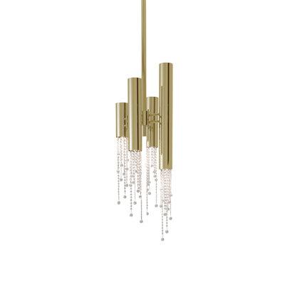 Buizen Hanglamp Sexy Crystals Ilfari H4 + 4
