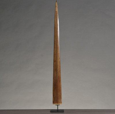 Zwaardvis Neus Groot Sculptuur 85 cm