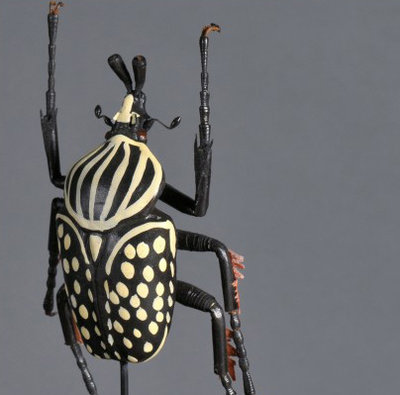 Stolp Met Insect - 30 cm