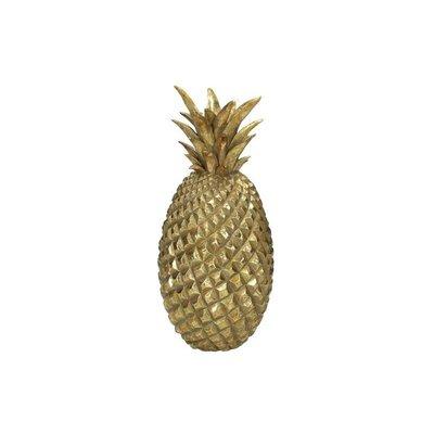 Gouden Ananas Kandelaar