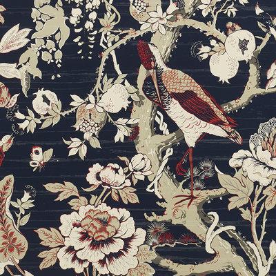 Silkbird Behang Dedar