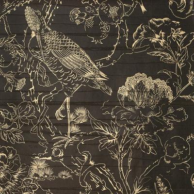 Silkbird Gravure Dedar Behang