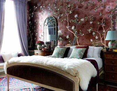 Badminton De Gournay Behang Chinoiserie Collectie