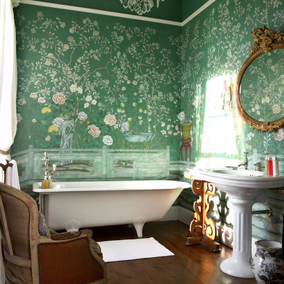 Temple Newsam De Gournay Behang Chinoiserie Collectie