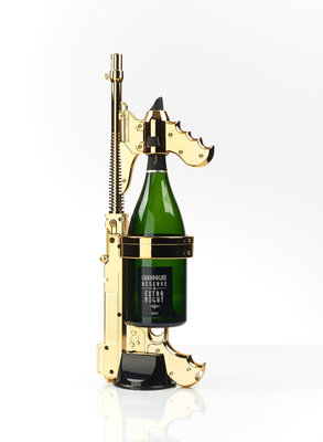 Champagne Gun Goud Kopen
