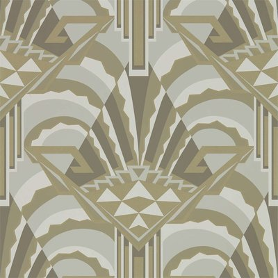 Zoffany Art Deco Behang Conway - The Muse
