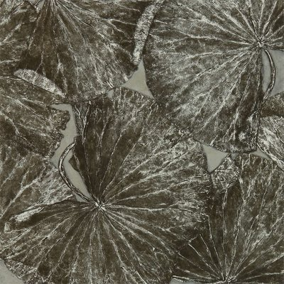 Lotusblad Behang Zoffany Taisho Deco - The Muse
