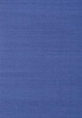 Shang Extra Fine Sisal Behang Thibaut Royal Blue