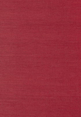 Shang Extra Fine Sisal Behang Thibaut Red