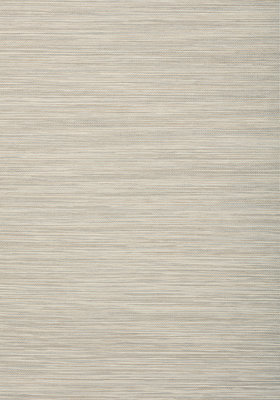 Thibaut Stream Weave Behang - Beige and Silver