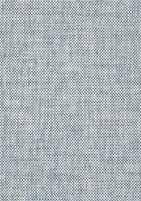 Thibaut Wicker Weave Behang - Blue