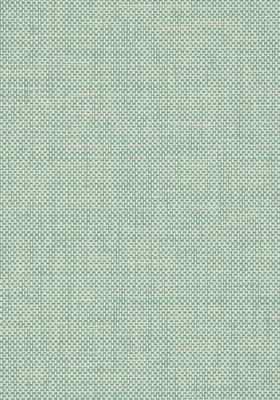 Wicker Weave Behang Thibaut - Teal