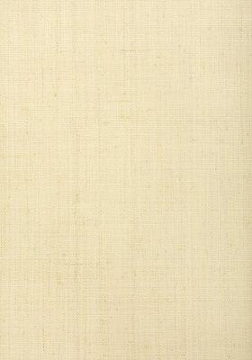Thibaut Provincial Weave Behang - Cream