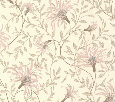 Fairhaven Behang 1838 Wallcoverings - Pink