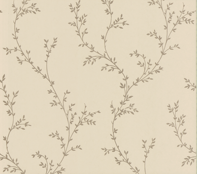 1838 Wallcoverings Behang Milton - Taupe