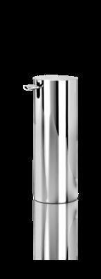 Ronde Zeeppomp Chroom Decor Walther Vrijstaand