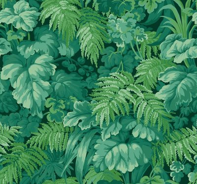 Cole and Son Royal Fernery Behang