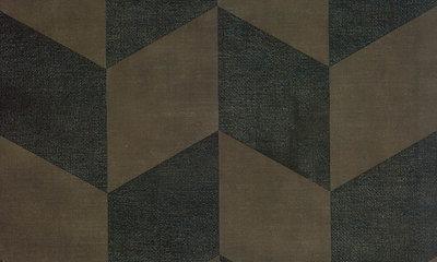 Metallic Behang Diagonal ARTE Jute