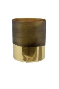 Kandelaar Bronze Goud
