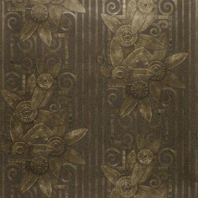 Ralph LaurenFleur Moderne Behang Bronze