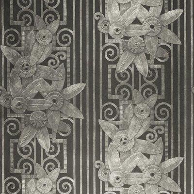 Ralph Lauren Behang Fleur Moderne Charcoal