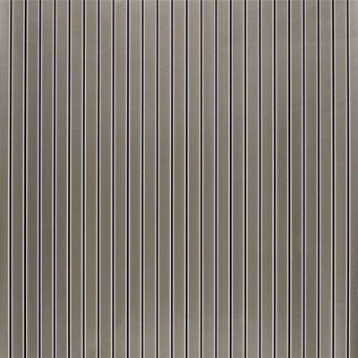 Carlton Stripe Ralph Lauren Behang Pewter