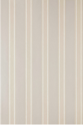 Block Print Stripe Behang Farrow and Ball